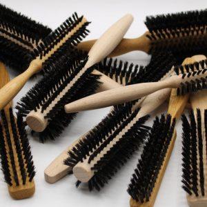 Brosses à cheveux et corps