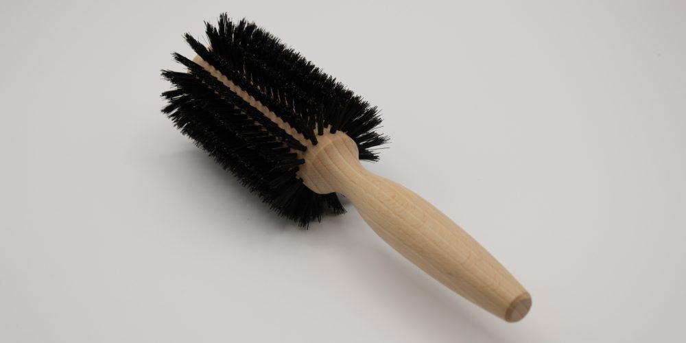 brosse à cheveux 18 rangs hêtre