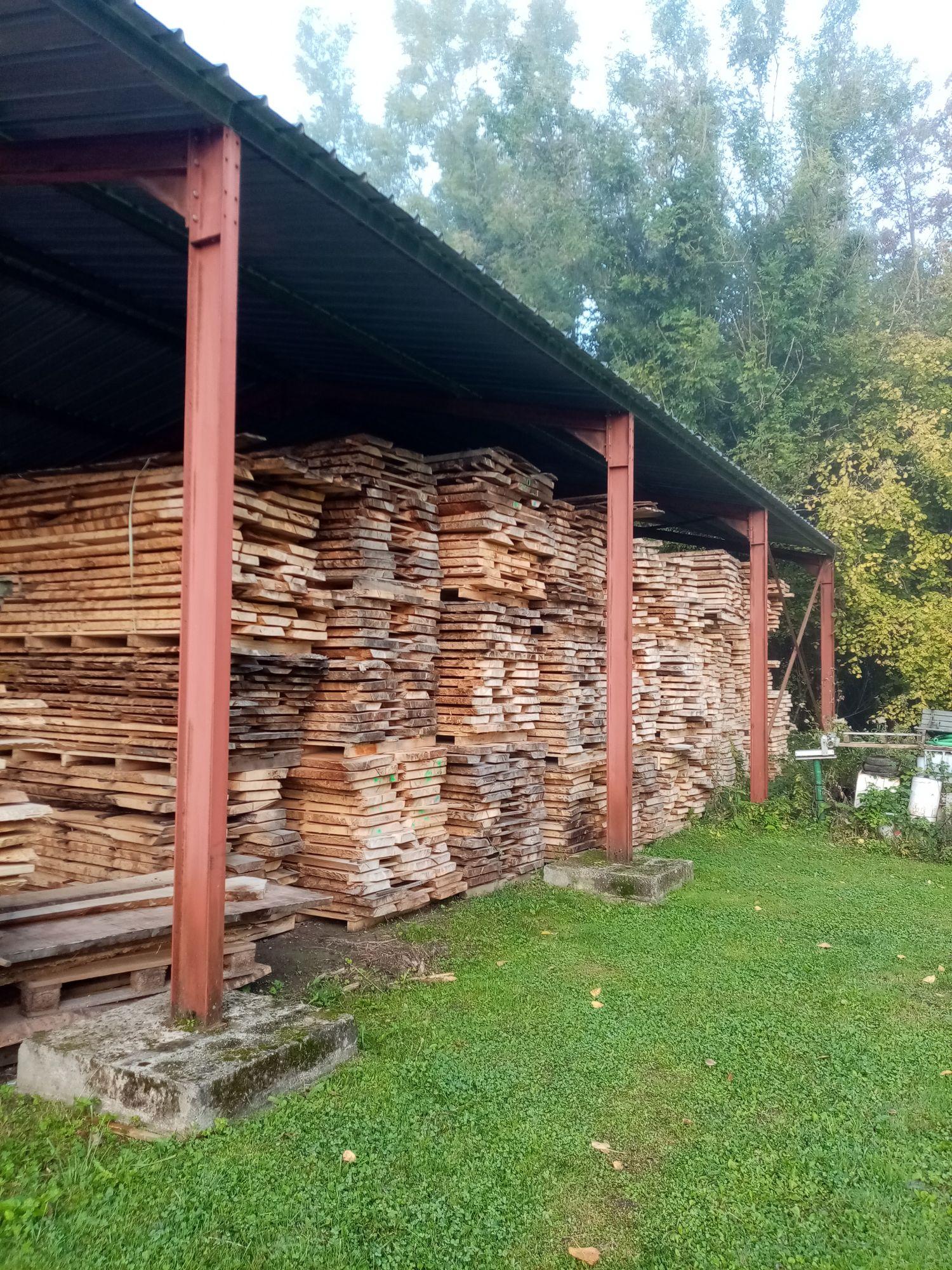 stcok bois hêtre